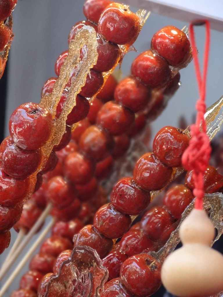 Caramelized fruits - Beijing Specialty